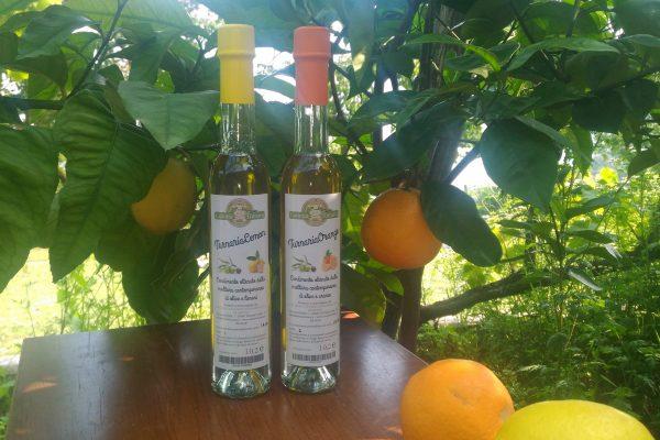 2. Agrumato 0 - lemon e orange