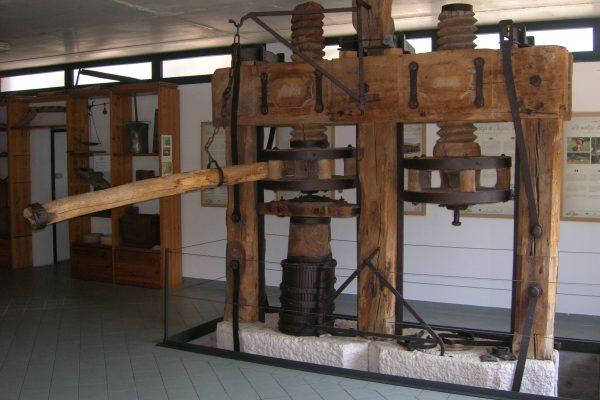 Azienda 2 -esposizione oggetti antichi