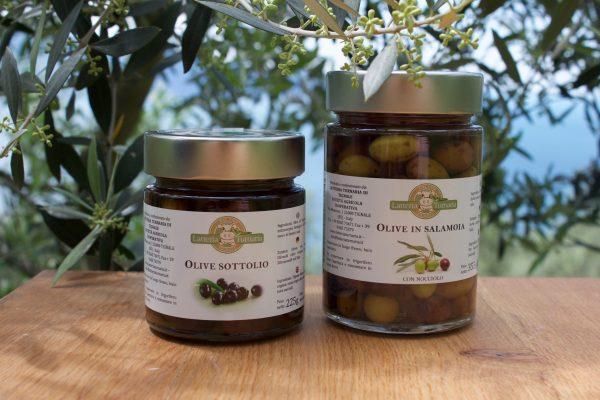 Olive esterno RID