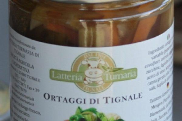 Ortaggi di Tignale 0 - vasetto Giardiniera